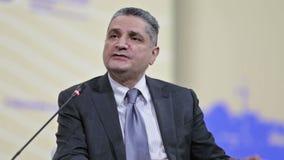 Tigran Sargsyan stock footage