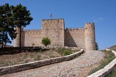 Tigranakert堡垒在Artsakh 库存图片