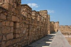 Tigranakert堡垒在Artsakh 免版税库存图片