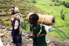 Tigray children Stock Images