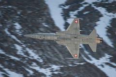 Tigre 2 de Northrop F-5E foto de archivo