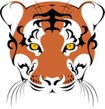 Tigre 2010 illustration libre de droits