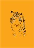 Tigre Ilustração Royalty Free