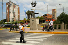 Tigre, Buenos Aires, la Argentina. Fotografía de archivo