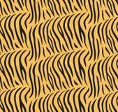 Tigre del â del fondo ilustración del vector