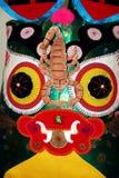 Tigre del paño Foto de archivo libre de regalías