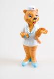 Tigre. El juguete. Imagenes de archivo