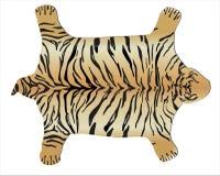 Tigre Tigre di cuoio Fotografia Stock Libera da Diritti