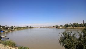 Tigris River Images stock