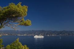 Tigullio gulf Royalty Free Stock Photo