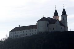 Tihany的本尼迪克特的修道院 图库摄影