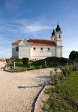 tihany abbey Fotografering för Bildbyråer
