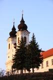 tihany abbey Arkivbild