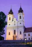 Tihany Abbey Stock Image