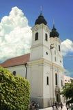 Tihany abbey royalty free stock photography