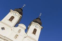 Tihany Abtei Stockbilder