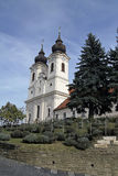 Tihany Abtei, Ungarn Lizenzfreie Stockfotografie