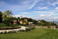 Tihany, Hungria Imagem de Stock