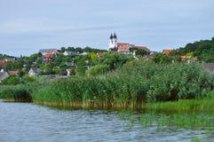 Tihany landscape Stock Photo
