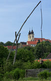 The Tihany peninsula in Hungary Royalty Free Stock Images