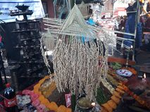 Tihar festival arkivfoto