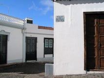 Tijarafe Photo stock