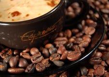 Tijd 04 van de koffie Royalty-vrije Stock Foto's
