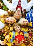 Tijd 1 van de familie Royalty-vrije Stock Afbeeldingen