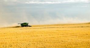 Tijd 5 van de oogst stock foto
