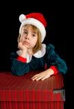 Tijd 5 van Kerstmis Stock Afbeeldingen