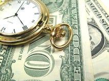Tijd! Stock Afbeelding