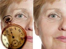 Tijd Stock Foto