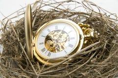 Tijd absrtact Stock Foto's