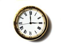 Tijd, Drie Royalty-vrije Stock Afbeelding
