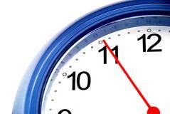 Tijd en klok Stock Foto's