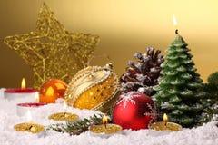 Tijd I van Kerstmis Royalty-vrije Stock Foto