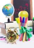 Tijd om naar school terug te keren Stock Fotografie