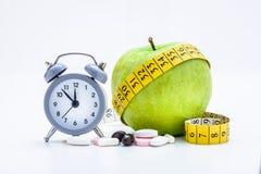 Tijd om uw gezondheid te behandelen Royalty-vrije Stock Fotografie