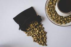 Tijd om zich op voor Wat Koffie voor te bereiden! royalty-vrije stock fotografie