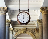 Tijd passs Royalty-vrije Stock Afbeelding