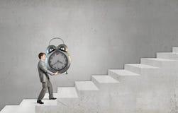 Tijd planning! Royalty-vrije Stock Afbeeldingen