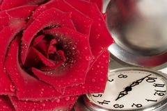 Tijd van liefde Stock Foto's