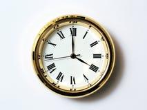 Tijd, Vier Royalty-vrije Stock Foto's