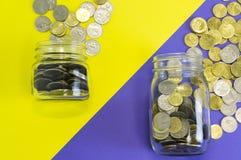 Tijd voor besparingen Royalty-vrije Stock Afbeeldingen
