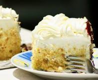 Tijd voor Cake Stock Foto's