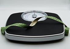 Tijd voor dieet stock foto