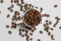 Tijd voor een koffie royalty-vrije stock afbeelding