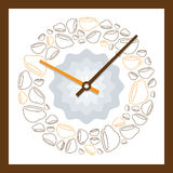 Tijd voor een koffiepauze vector illustratie