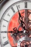 Tijd voor het werk Stock Afbeelding