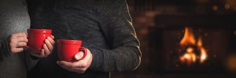 Tijd voor Koffie stock foto's